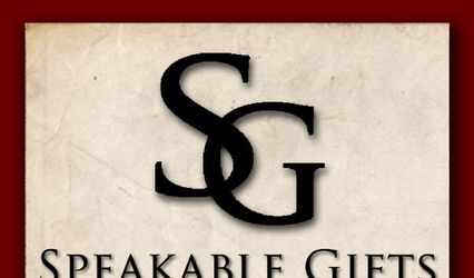 Speakable Gifts 1