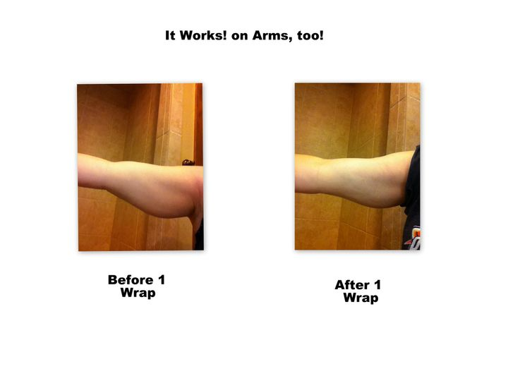 arm results