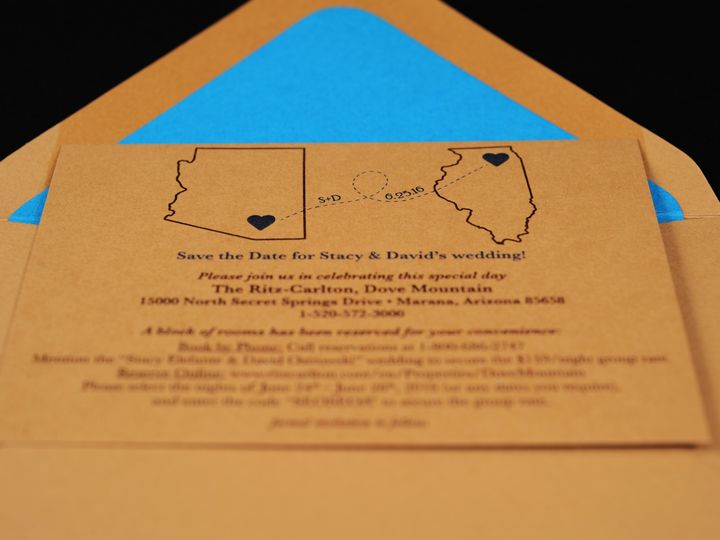 Tmx 1482447621982 Wvw6655 Hamburg, NY wedding invitation