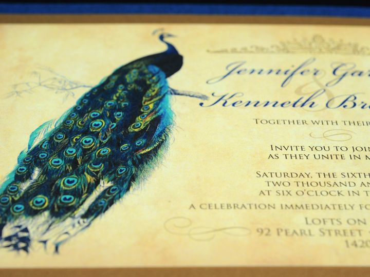 Tmx 1482448859994 Wvw0123 Hamburg, NY wedding invitation