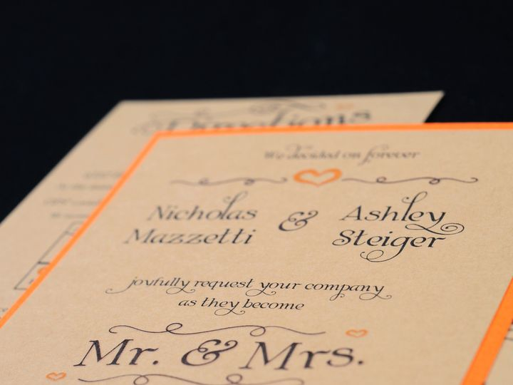 Tmx 1482448941265 Wvw0143 Hamburg, NY wedding invitation