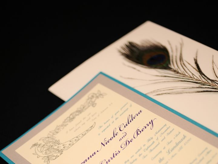 Tmx 1482449615402 Wvw0366 Hamburg, NY wedding invitation