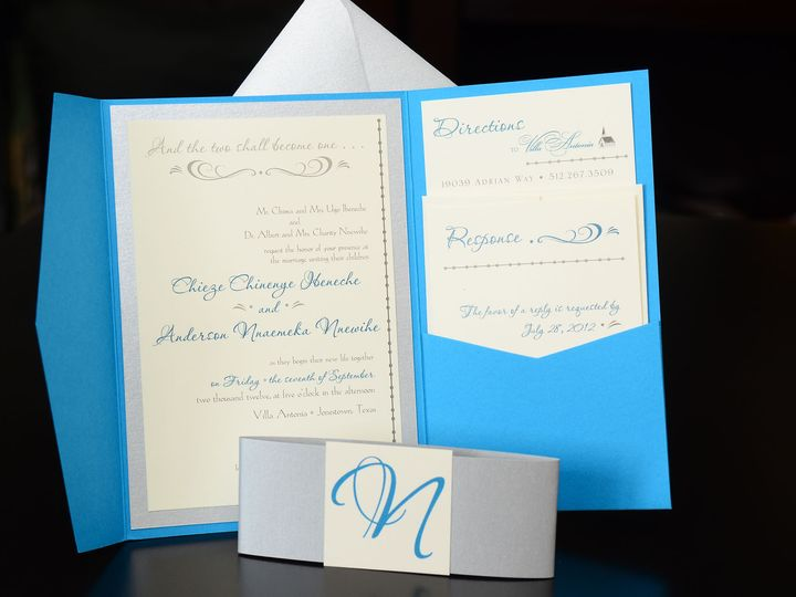Tmx 1482451119346 Wvw6168 Hamburg, NY wedding invitation