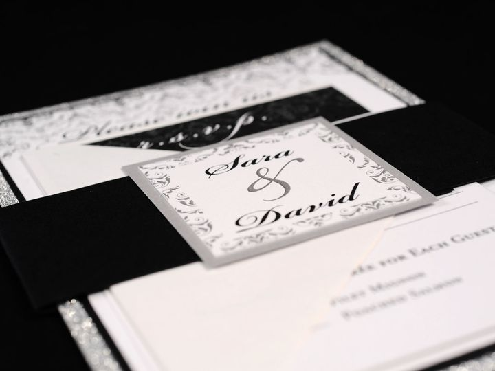 Tmx 1482451283726 Wvw6763 Hamburg, NY wedding invitation