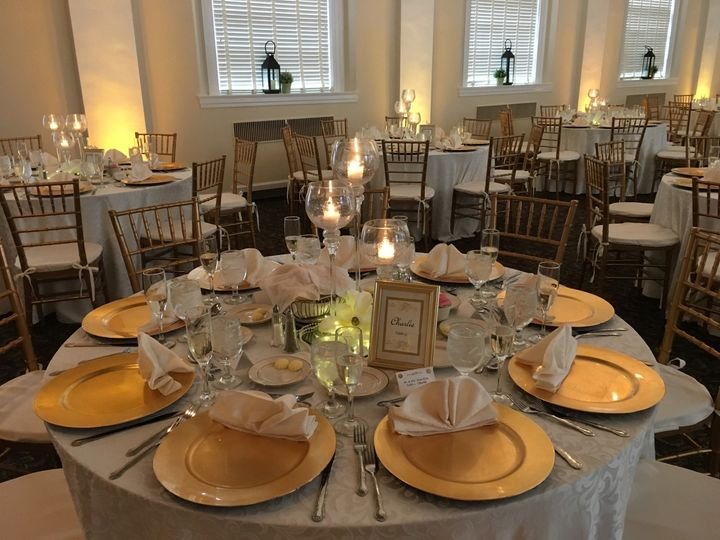 Tmx 1501613169660 Weddingtable2 Allentown, Pennsylvania wedding venue