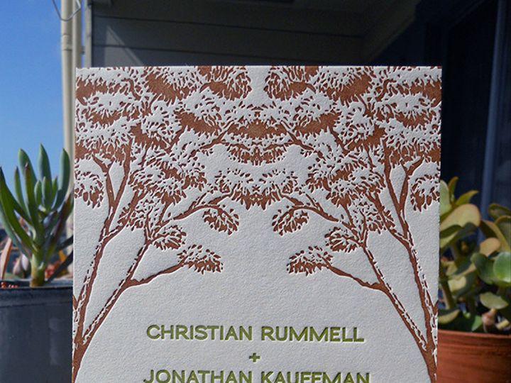 Tmx 1444874266567 Christianjonathan Portland, OR wedding invitation