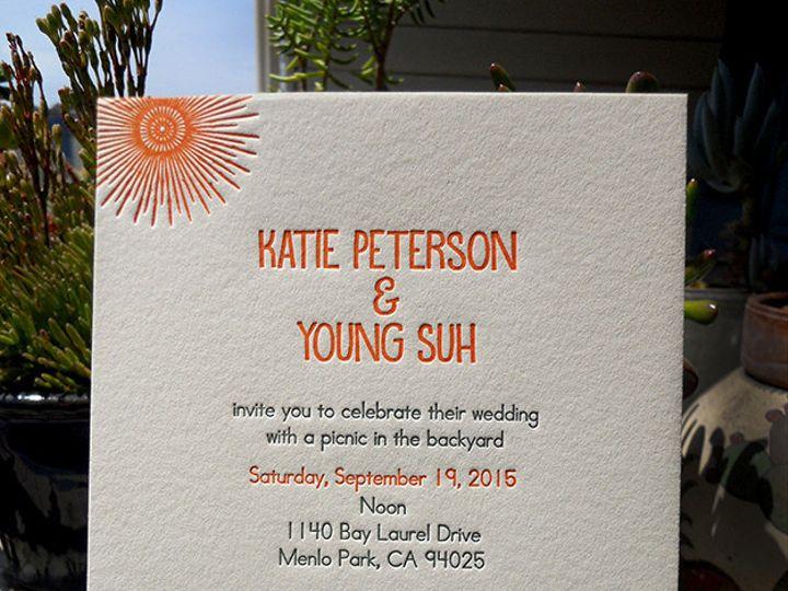 Tmx 1444874580527 Katieyounginvite Portland, OR wedding invitation