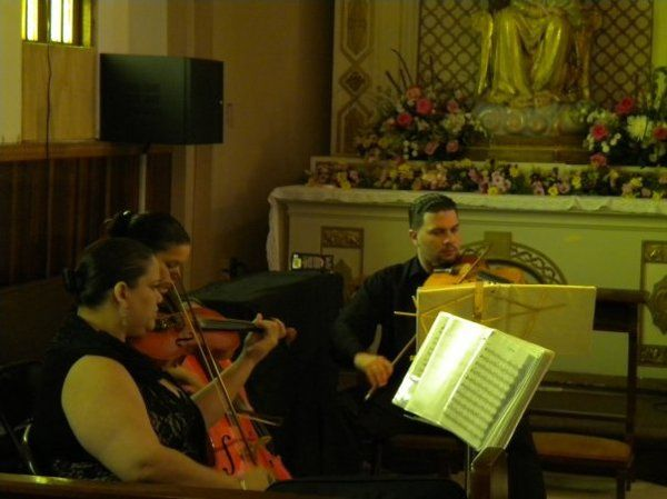 Música para bodas en iglesias