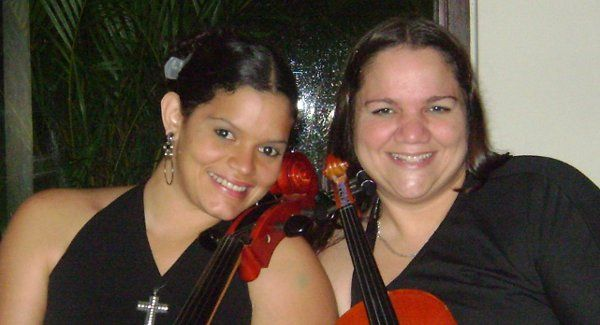 Violin and chelo in PR