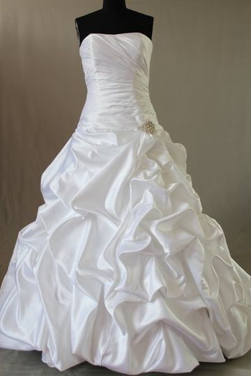 Our Ambar wedding gown