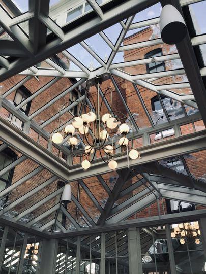 The Atrium at the Adelphi