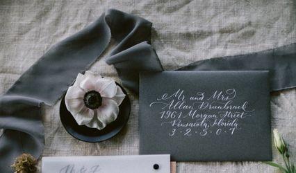 Claudia Strenger Calligraphy