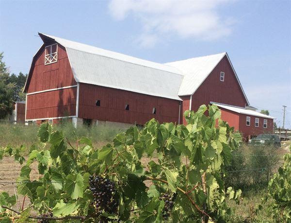 Jordan Valley Barn