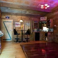 Interior view of the 7F Lodge & Spa