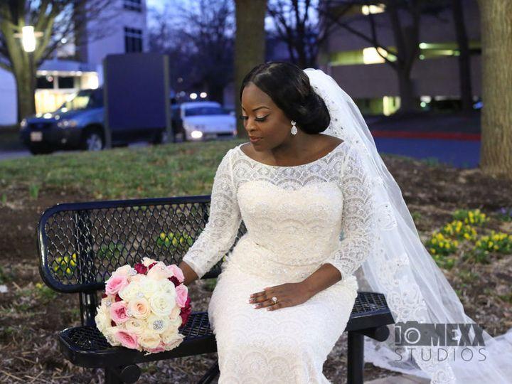 Tmx 1521563561 2dd14c295f3fcc6b 1521563560 6bb2533b5ff8804d 1521563558888 1 F291F668 FFC9 40F2 Silver Spring, District Of Columbia wedding beauty