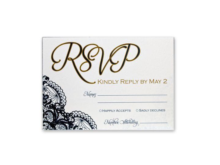 Tmx 1414463689784 Wifey Karl Rsvpcardf Gaithersburg wedding invitation