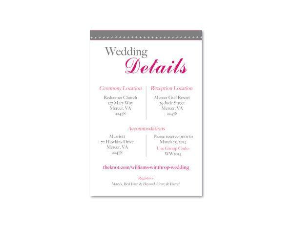 Tmx 1414464256449 Picture Infof Fb Gaithersburg wedding invitation