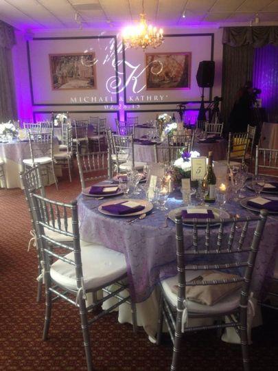 bard purple wedding 3
