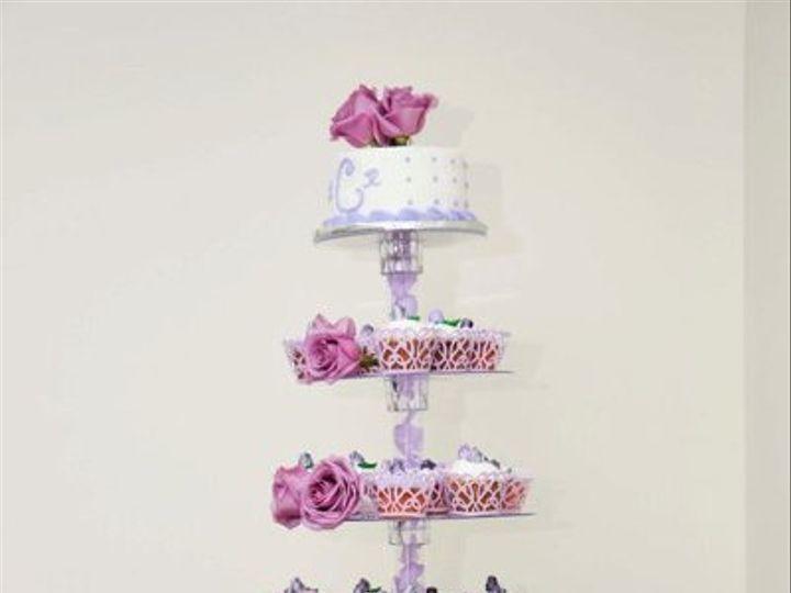 Tmx 1335236724049 BakerCrewsWedding Durham wedding cake