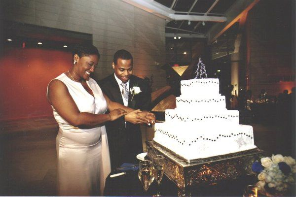 Tmx 1335237093261 BakerCake Durham wedding cake
