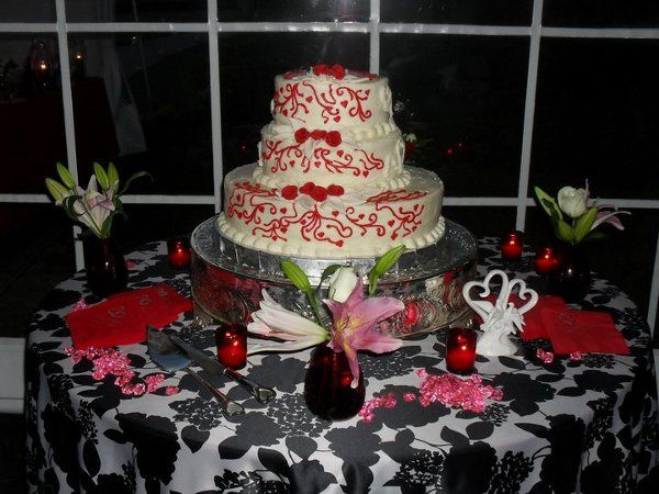 Tmx 1335237192616 ManigaultCake Durham wedding cake