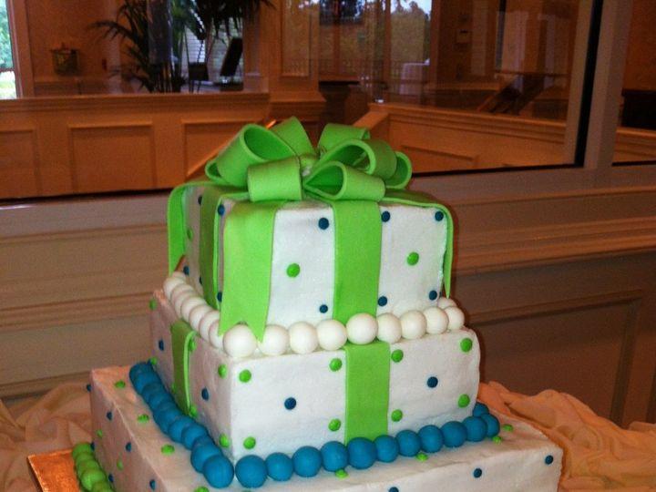 Tmx 1345669808547 Sweet16 Durham wedding cake