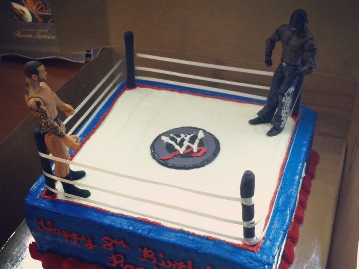Tmx 1345670684490 Wrestling Durham wedding cake