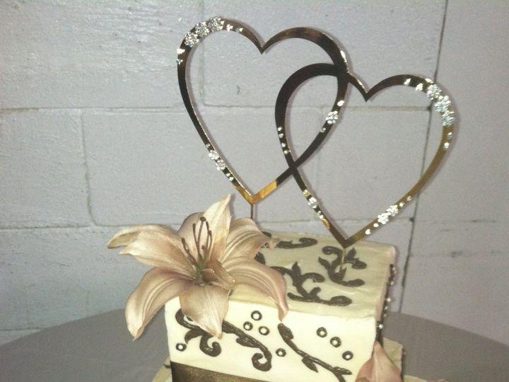 Tmx 1348688163512 Lawsonweddingcake Durham wedding cake