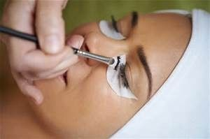 Eye lashes tinting  and Eye brow tinting to uplift your beauty   (Last 4 weeks,  individualized...