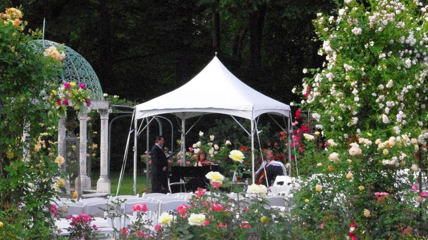 The Tent at Lyndhurst, Tarrytown NY