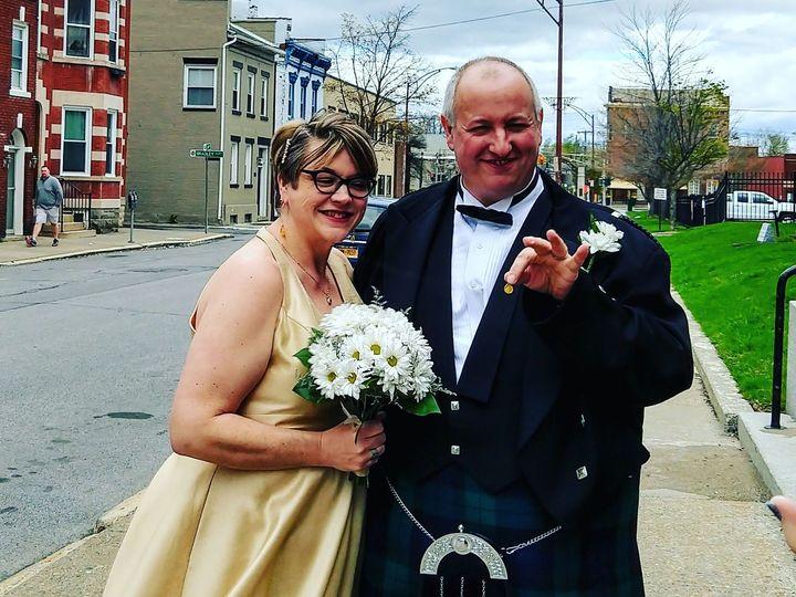 Tmx Img 20190427 131623 298 51 11433 1559852703 Schenectady, New York wedding officiant