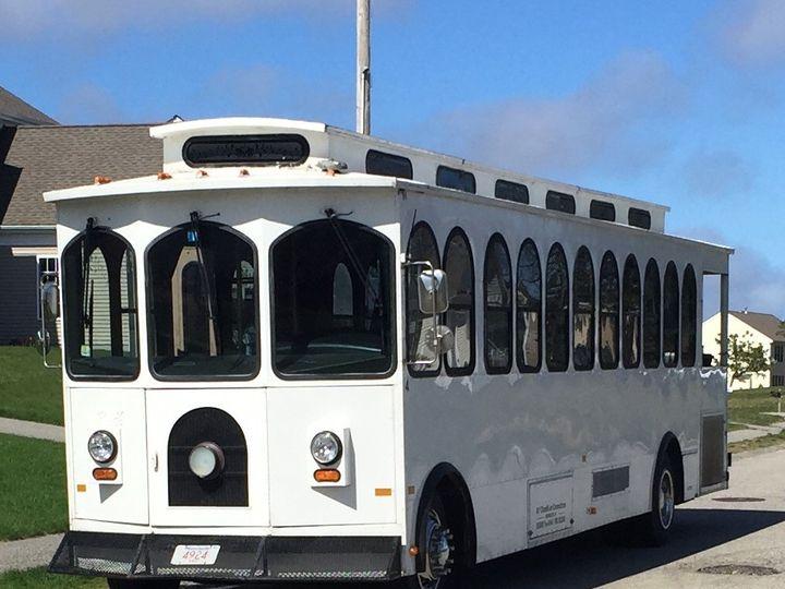 Tmx 1436474675508 Fullsizerender Randolph, Massachusetts wedding transportation