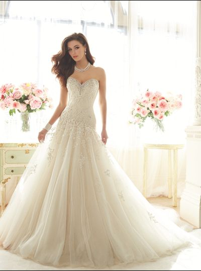 Carolyn Allen\'s Bridals & Tuxedos - Dress & Attire - Orlando, FL ...
