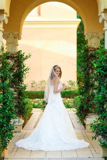 Carolyn allen 39 s bridals tuxedos dress attire for Wedding dresses orlando fl