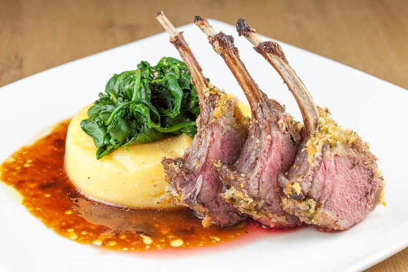 Lamb meal