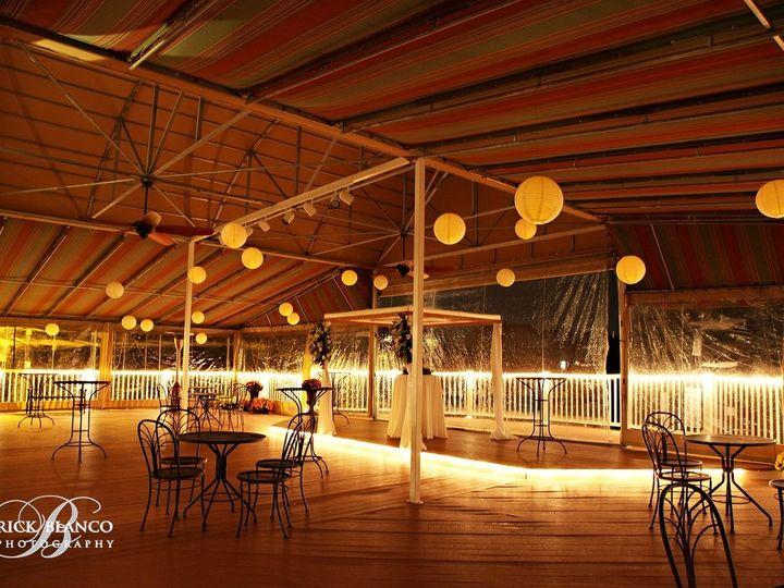 Tmx 1356020530372 Deckatnightlit Lansdale, PA wedding venue