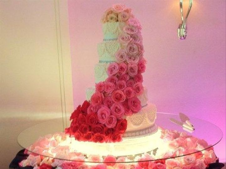 Tmx 1381515731373 Cake With Roses Lansdale, PA wedding venue