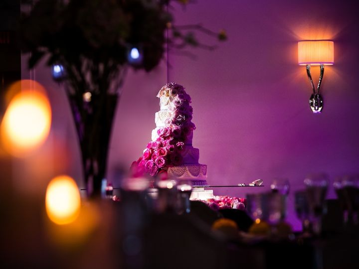 Tmx 1381515842542 Cake Table New With Uplighting Lansdale, PA wedding venue