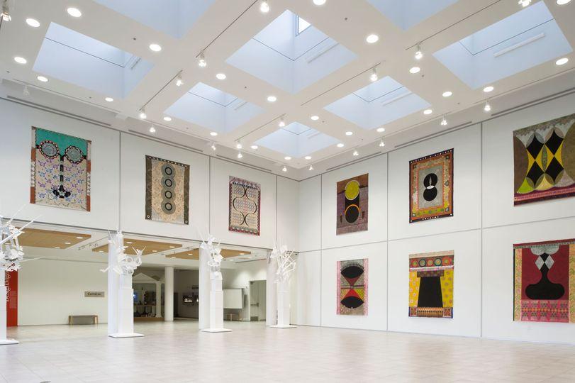 Stunning exhibitions