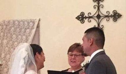Rev. Tammy Calder, Wedding Officiant