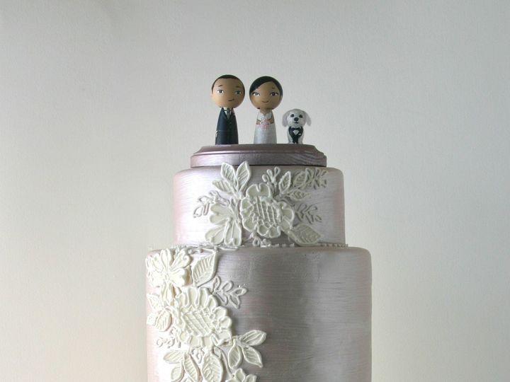 Tmx 1365005141941 Img1251 Brookline wedding cake