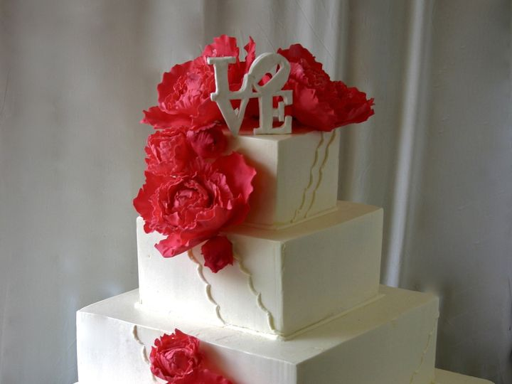 Tmx 1365005481730 Img9122 Brookline wedding cake