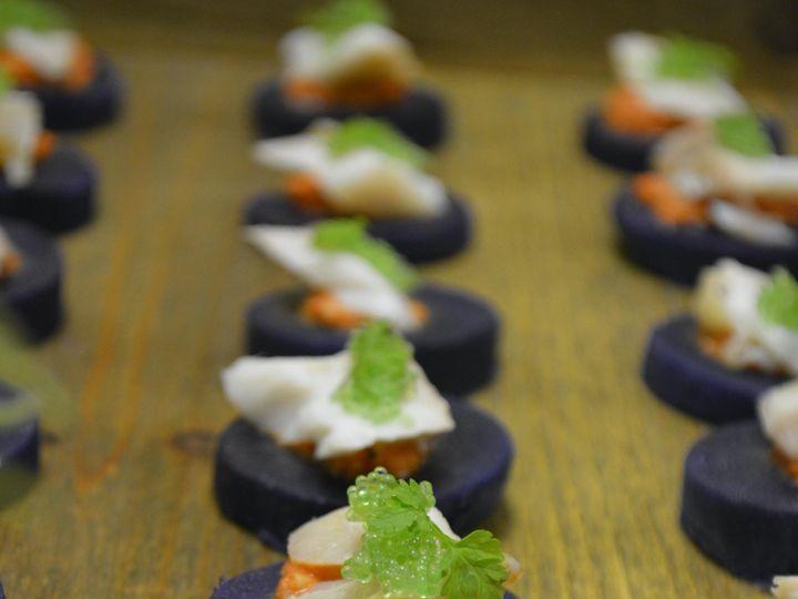 Tmx Seared Grouper On Purple Potatoes W Wasabi Caviar3 51 625433 158257040967356 Saint Petersburg, FL wedding catering