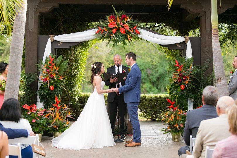 Fallbrook Ceremony option