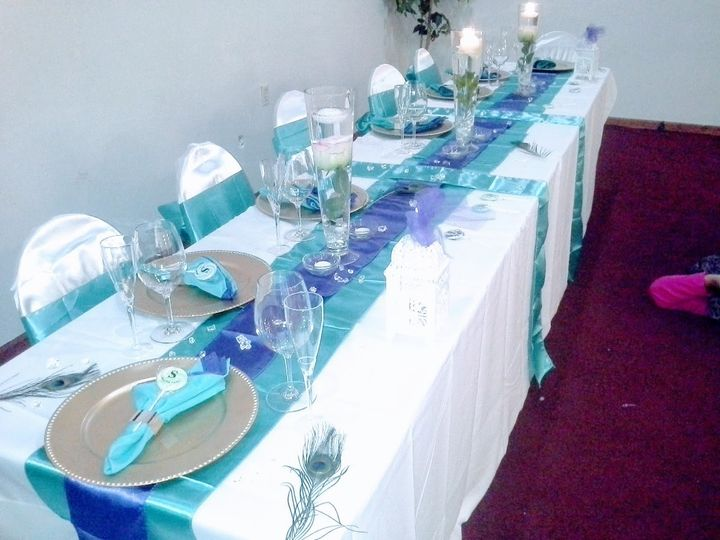 Celebrating women church group function.