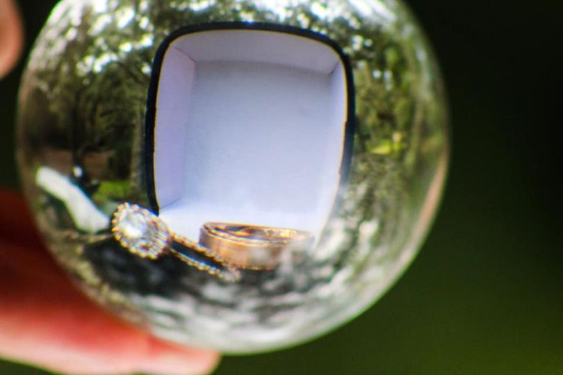 Gorgeous wedding rings