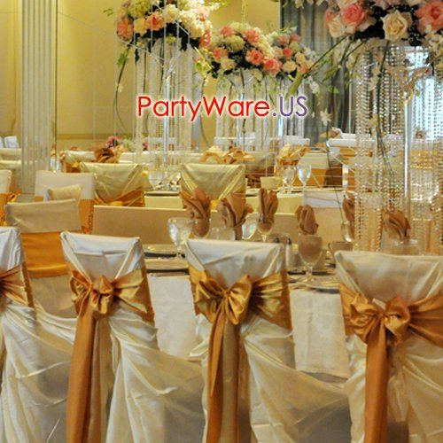 Wedding Chair Covers Rental / Wholesale