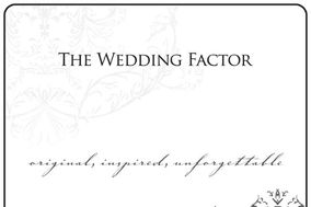 The Wedding Factor