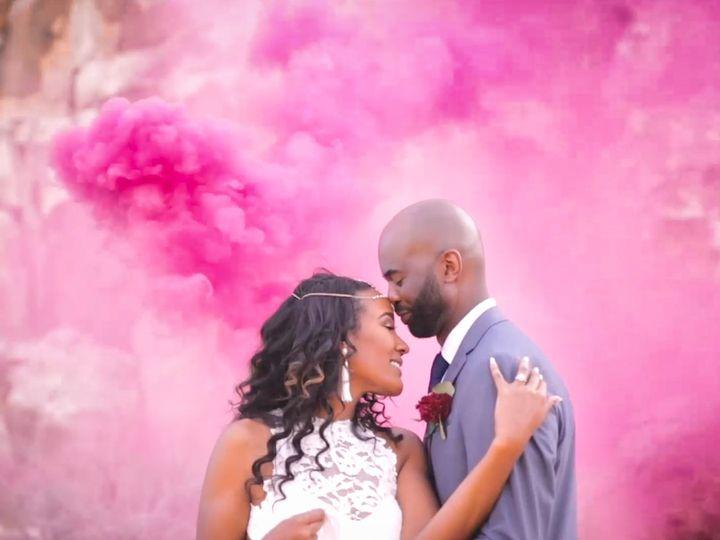 Tmx Big Day Pink Smoke Ww Profile 51 1019433 1555612052 Los Angeles, CA wedding videography