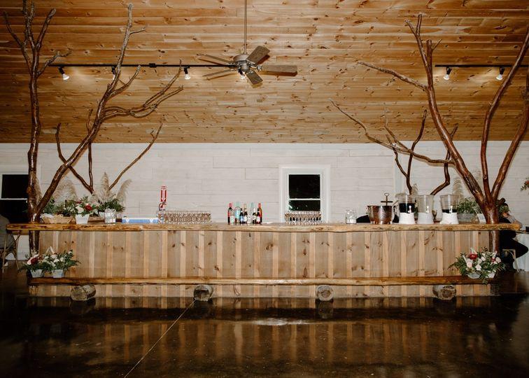Large bar, ice machine, china